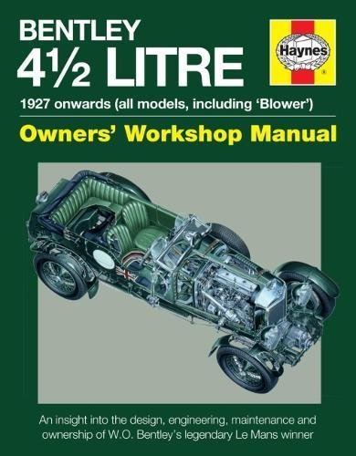 bentley-4-1-2-litre-owners-workshop-manual