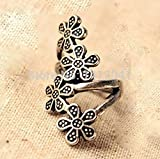 #6: Antique Floral Ring For Women