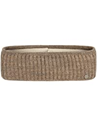 Lierys Ferri Stirnband für Damen und Herren und Kinder Strickband Ohrenband Skiband mit Futter, mit Futter Herbst Winter