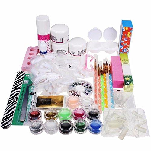 acrilico-kit-nail-dancingnail-21-en-1-colores-del-arte-del-clavo-pro-polvo-liquido-de-acrilico-cepil