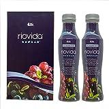 4Life Transfer Factor RioVida Tri-Factor Formula - 2 Flaschen à 500 ml - ORIGINAL - Super Fruchtsaft mit TRANSFERFAKTOR - - Colostrum und Säften (Açaí, Granatapfel, Blaubeere und Holunder)