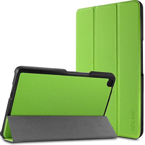 ASUS Zenpad 3 8.0/ASUS Zenpad Z8 Funda Case, Infiland Ultra Delgada Tri-Fold...