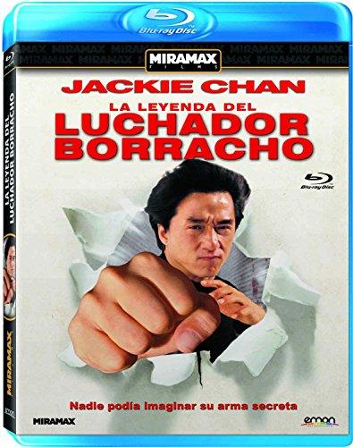 La Leyenda Del Luchador Borracho [Blu-ray]