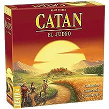 DEVIR Catan, juego de mesa