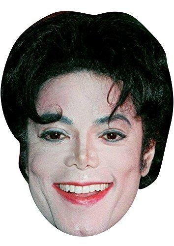 Michael Jackson Mask (Make (Jackson Up Make Michael)