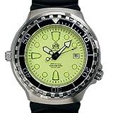 "Profi Taucher Uhr ""Automatik Werk"" Saphir Glas - Helium Ventil T229"