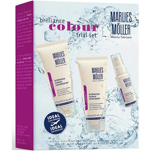 Marlies Möller beauty haircare Brilliance Colour Trial Set Edition Limitee