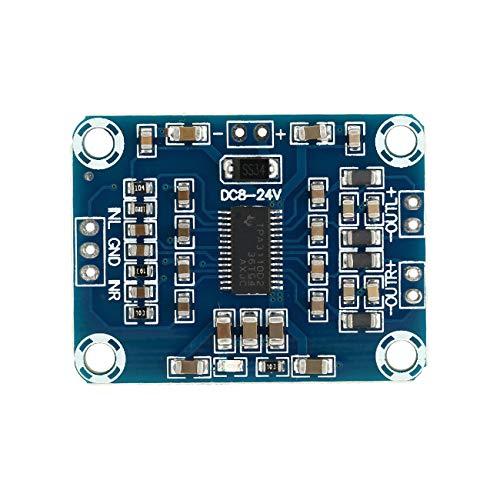 XH-M228 TPA3110 2X15 Watt Digital Audio Stereo Verstärker Modul Mini Binaural Verstärkerplatine 3A DC 12 V 8-18 V AMP Controller JBP-X 8 Digital-verstärker