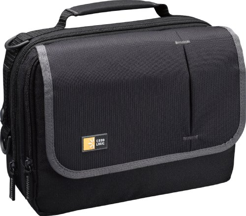 Case Logic PDVS 3 Tasche für tragbaren DVD-Player 20,3 cm (8 Zoll) grau (Case Dvd-player Logic)