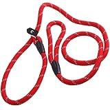srovfidy? Hundeleine Halskette von Hunde Tiere Dressur 10mm Nylon