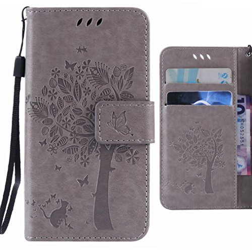 for-huawei-ascend-mate-7-case-ougger-tree-cat-printing-wallet-cover-card-slot-premium-pu-leather-fli