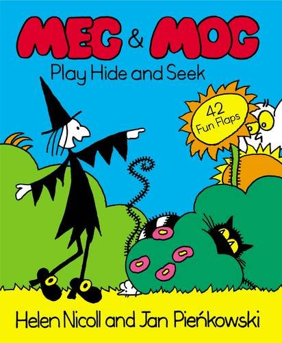 Meg and Mog play hide-and-seek
