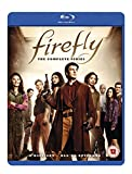 Firefly- The Complete Series (3 Disc Blu-Ray) [Import anglais]
