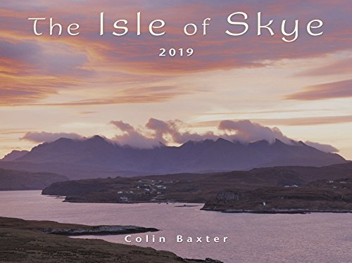 Colin Baxter Isle of Skye Wall Calendar