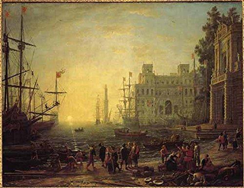 puzzle-2000-pieces-port-de-mer-avec-la-villa-medicis-claude-lorrain