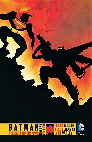 Batman: The Dark Knight Saga: Deluxe Edition (Batman: The Dark Knight Returns) (English Edition)