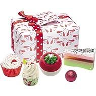 Bomb Cosmetics Merry Kissmass Handmade Gift Pack