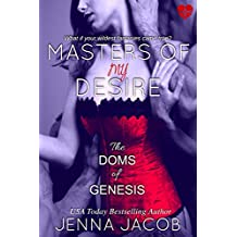 Masters Of My Desire (The Doms Of Genesis Book 2)