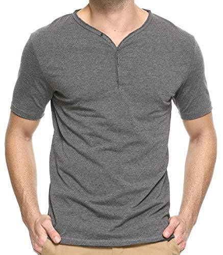 Tansozer Mens Shirts Short Sleeve//Long Sleeve T Shirt