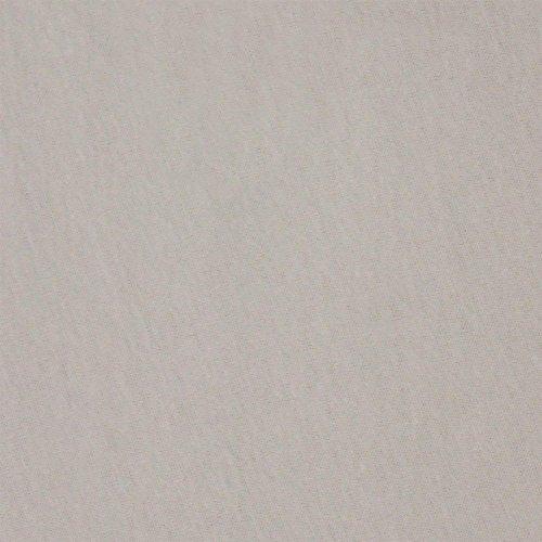badtex24 Spannbettlaken 90 100 x 200 Spannbetttuch Bettlaken Jersey 100% Baumwolle 20 Farben Weiß 90x190-100x200cm - 2