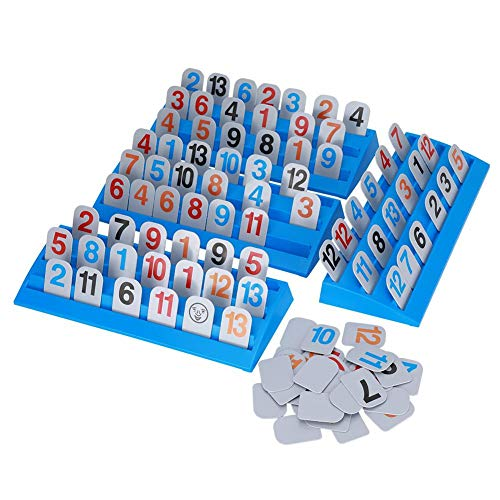Alomejor Juego Cartas Rummikub tableros exclusivos