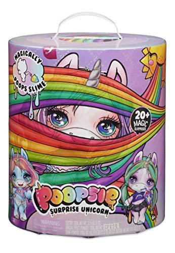 Poopsie Surprise Unicorn - Blaues Unicorn oder Purple Unicorn, verschiedene Faben,...