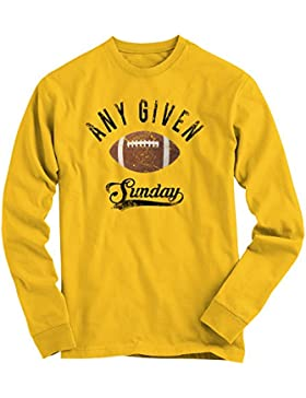 Any Given Sunday Sudadera |Hombre | Football | Super Bowl | Play Offs | American Sports | Fanshirt | Pullover