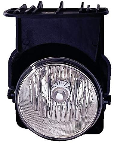 Depo 335-2008L-AS GMC Sierra Driver Side Replacement Fog Light Assembly by Depo