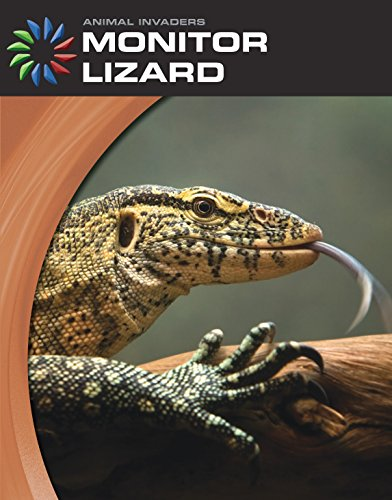 Monitor Lizard (21st Century Skills Library: Animal Invaders) (English Edition) - Monitor Lizard