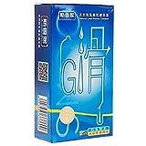 Kunmniz 12PCS/bag Pleasure Premium latex preservativi per uomini