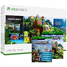 Consola S De 1 TB + Minecraft Complete Collection