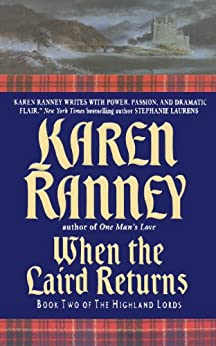 When the Laird Returns: Book Two of The Highland Lords by [Ranney, Karen]