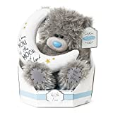 Me To You SG01W4100 9-Inch Tall Tatty Teddy Signature Collection Love You to The Moon And Back Sits Plush Toy