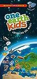 one earth kids XXL Kinderatlas - Kinderweltatlas als Magnetspielbuch mit