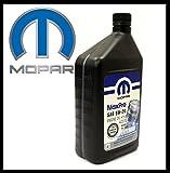 ORIGINAL MOPAR Motoröl 5W20 (Inhalt 946ml) SAE/VISKOSITAET 5W-20 / Spezifikationen API SN, ILSAC GF-5