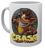CRASH BANDICOOT - Mug - 300 ml - Crash : P.Derive