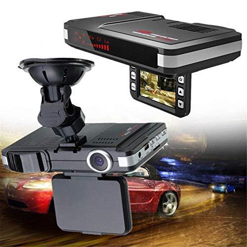 Dvr 30fps (Auto DVR Moving Speed   Messradar 2-in-1 Auto Laser Radar Full Band Detektor DVR Kamera 720P 30FPS Dash Kamera Recorder Russisch Und Englisch Stimme)