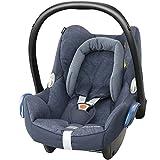 Maxi Cosi 8617243120 Cabriofix Babyschale Gruppe 0+ (0-13 kg), mit Isofix, blau