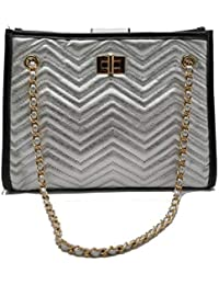 08ba543c11 Silver Women s Top-Handle Bags  Buy Silver Women s Top-Handle Bags ...
