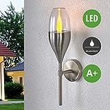 Lampenwelt LED Solarleuchte außen