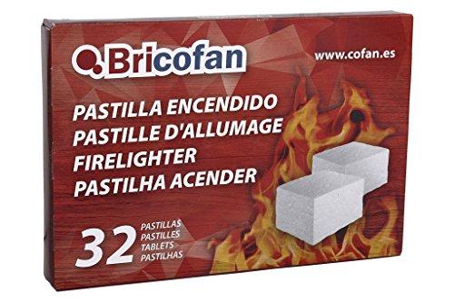 COFAN 1 plaquettes, 0 W 0 V, blanc, Taille unique