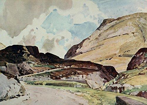 harry-watson-british-water-colour-painting-1920-pass-of-glencoe-kunstdruck-4572-x-6096-cm