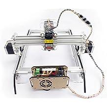 Macchina plotter Luban 2125, per incisioni laser e taglio su legno, sistema di controllo V5