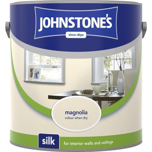 johnstones-no-ordinary-paint-water-based-interior-vinyl-silk-emulsion-magnolia-25-litre