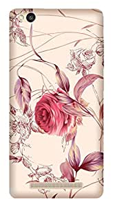 TrilMil Printed Designer Mobile Case Back Cover For Xiaomi Redmi 3 / Redmi 3