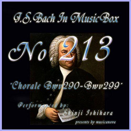 Dies sind die heilgen zehn Gebot, BWV 298 (Musical Box)