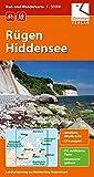 Rad- und Wanderkarte Rügen - Hiddensee: Maßstab 1:50.000, GPS-geeignet, Erlebnistipps auf dem Kartenblatt -