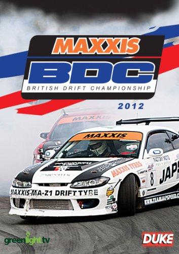 maxxis-british-drift-championship-2012-dvd