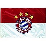 grosse bayern fahne bayrische flagge bayernflagge bayernfahne sport freizeit. Black Bedroom Furniture Sets. Home Design Ideas