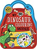 My Dinosaur Colouring Backpack